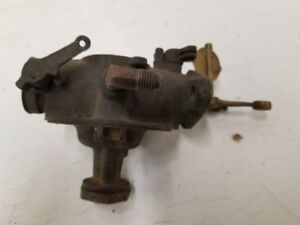 Ford Model T Brass Holley Carburetor And Adjuster