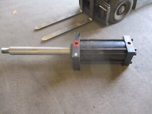 Parker Hydraulic Actuator Model c Jj 3hp S 33ac 971215h New