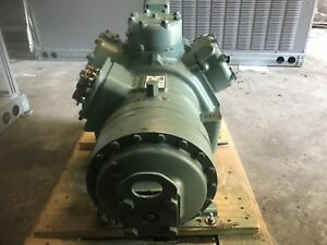 Carrier Totaline Hermetic 06e Carlyle Compressor New 40 ton R22 Reciprocating