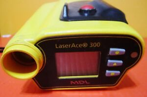 Laser Surveying Equipment Mdl Laserace 300