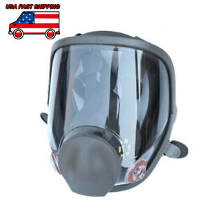 For 3m 6800 Gas Masks Full Face Safety Facepiece Respirator Painting Spraying Us