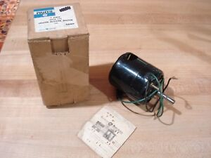 Nos Mopar 1971 4 Gtx Roadunner Charger R T Super Bee Heater Blower Motor Nib