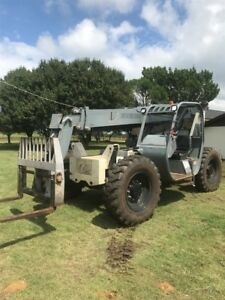 2005 Terex Th0606a 6k Telehandler Reach Fork Lift