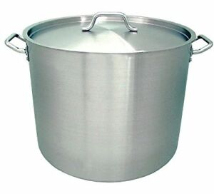 Update International Sps 100 100 Qt Induction Ready Stainless Steel Stock Pot