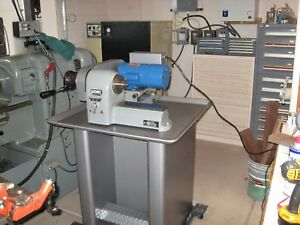 Hardinge Hsl Speed Lathe With Factory Stand