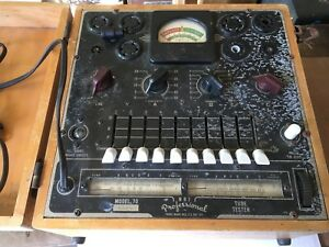 Nri Professional Tube Tester Model 70