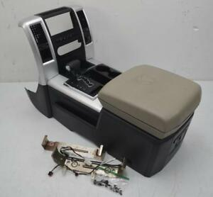 2009 2010 2011 2012 Dodge Ram Laramie 1500 2500 3500 Center Console Radio Bezel