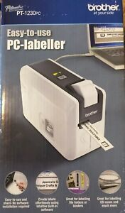 Brother Pt 1230 Pc Label Maker Thermal Printer P touch Fast Ship