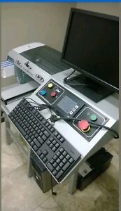 M r Idot 4100 Dtg Printer With Pc And Rip