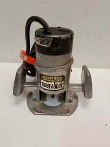 Vintage Stanley Rout about Router No 80265 Laminate Trimmer Router 25 000 Rpm