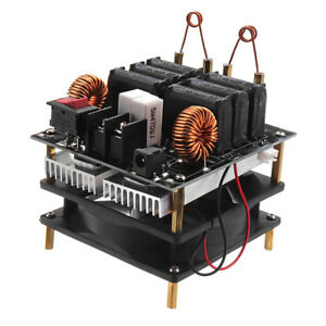 High Power Zvs Furnace Induction Heating Science Toy Kit
