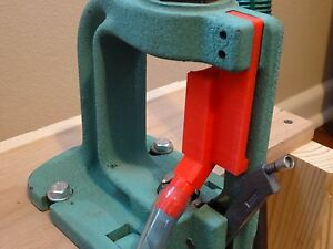 RCBS reloading press RC PRIMER CATHER upgrade.