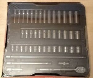 Snap On Tools 45pc Metric General Service Set New