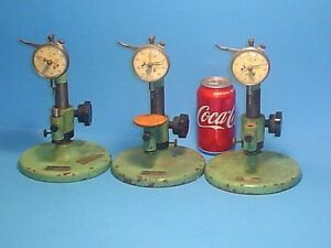 Three Federal Products Corp Machinist Dial Indicators