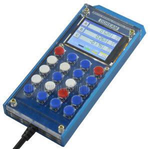 6 Axis Lcd Display Hand Manual Control Box Connect Cnc Usb Mach3 By Usart Port