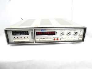 Princeton Applied Research Par 1205a Optical Multi Channel Analyzer Used