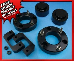 3 5 Front 2 Rear Billet Lift Kit 2007 2015 Chevy Tahoe 1500 2wd 4wd