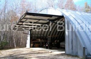 Durospan Steel 40x60x15 Metal Building Ag Maintenance Structures Factory Direct