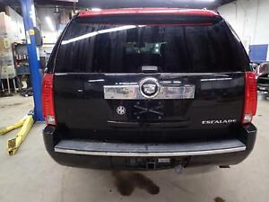 08 Escalade Lift Gate Tail Gate Lid W Rear View Camera Opt Uvc Black 41u