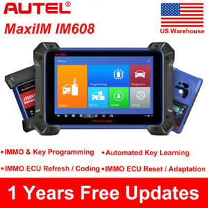 Autel Maxisys Ms906bt Bluetooth Obd2 Automative Scanner Diagnostic Tool mv108