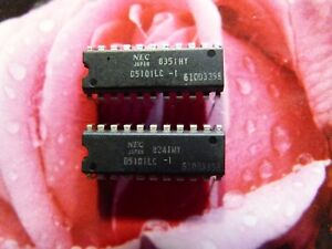 Nec Upd5101lc 1 d5101lc lot Of 20 Integrated Circuit Genuine New Vintage Nec