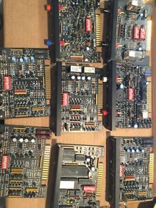 Spectronics 641 Fire System 641 Mbs Plus 8 Cards 2 Motherboards