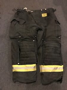 Morning Pride Bunker Pants Turnout Pants Fdny Style Size 42x28