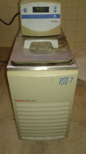 Thermo Neslab Digital One Rte 7 Recirculating Chiller Working Condition