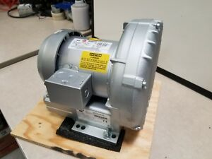 Gast Series 3 Regenair Regenerative Blower Model R3305a 1 3ph