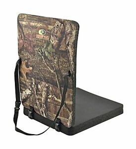 Mossy Oak Thermal Seat With Back Rest Camo