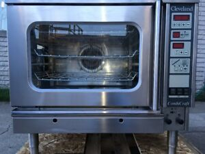 Cleveland Combi Craft Oven Electric Convection And Steamer Combicraft Cce 5