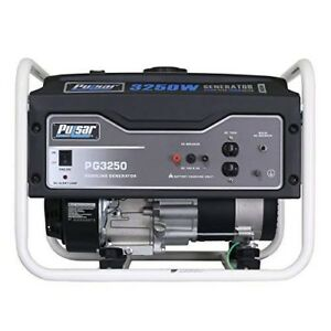Generator Portable 3 250 Watt Emergency Backup Power Outage Storm Gas Powered