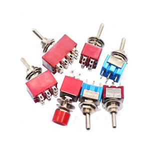 Mini Toggle Switch In Stock | JM Builder Supply and