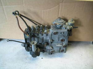 Diesel Fuel Injection Pump 1981 Mercedes 300sd Turbodiesel