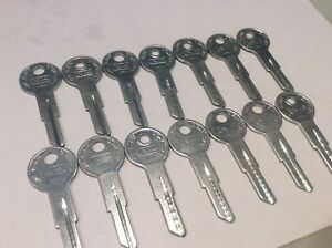 Curtis Brand Key Blanks Set Of 14 In4 Locksmith