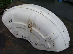 Vintage Ford 1210 3 Cyl Diesel Tractor Lh Fender Assy
