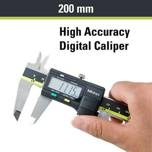 Mitutoyo 500 197 20 200mm 8 Absolute Digital Digimatic Vernier Caliper