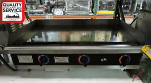 Star 536tga Commercial 36 Electric Griddle