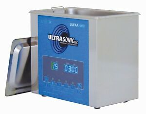 Digital Ultrasonic Cleaner Industry Heated Heater Timer 8 Gal 33 40 Khz Soap