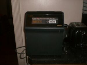 Cp 3000 Punch Clock Time Stamp Recorder