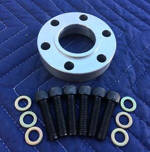 Blower Supercharger Crank Or Snout 6 Bolt Pulley Spacer 500 Thick 671 6 71 871