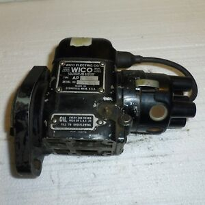 Wico Ap 925 4 Cyl Magneto For Allis Chalmers hot