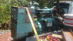 100kw Onan Generator Starts And Runs Well Works Excellent