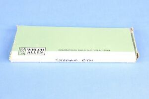 Welch Allyn Retinoscope Light Bulbs Five Count 01800 With Warranty
