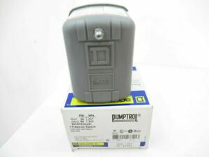 9013fsg2j21 Square D Water Well Submersible Pump Pressure Switch new In Box