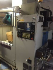 Ikegai Tv4 Cnc 28 x 16 8 Vert Machining Center W fanuc Om Controls