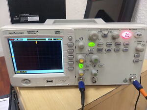 Dso1002a Oscilloscope 60 Mhz 2 Analog Channels