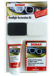 Sonax Headlight Restoration Kit Son 405941