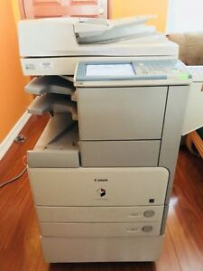Canon Imagerunner 3235 Ir 3235i Copier Printer Color Network Scanner 2 line Fax