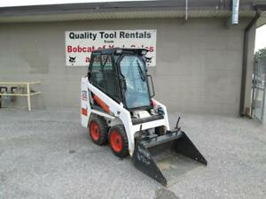 2016 Bobcat S70 Skid Steer Loader 213 Hours Erops Heat 23 Hp Kubota Diesel